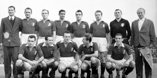 Fondazione del F.C Torinese- Colpo di Tacco