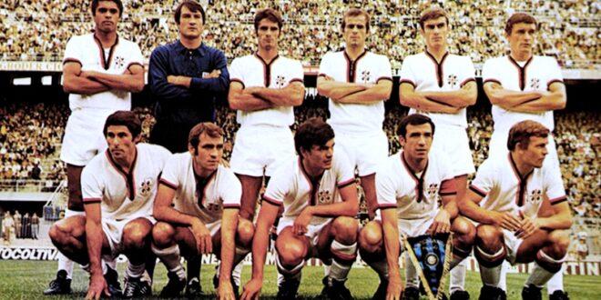 Cagliari- stagione dello scudetto 1969-70