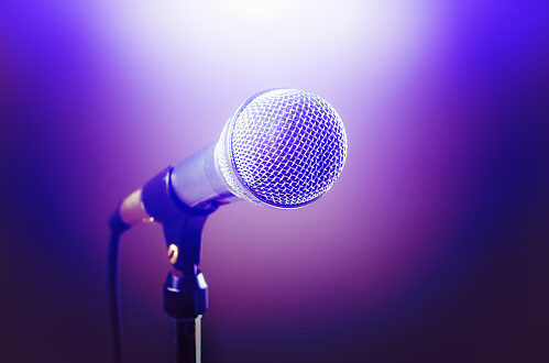 Microfono concerto