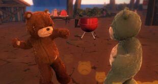 Naughty Bear: il videogioco dell' orso