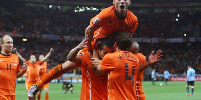 Trentadue anni dopo l'Olanda conquista di nuovo la finale