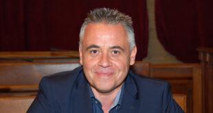 Pierluigi Mannino: consigliere comunale d'opposizione
