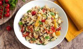 Couscous di verdure: il piatto della cucina africana