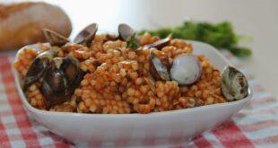 Fregola alle arselle: ricetta tradizionale