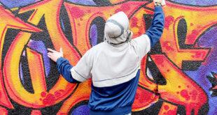 Le buone idee: writers e graffitti per la città