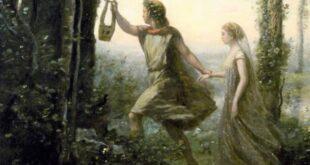 Letteratura danese: Il mito di Orfeo ed Euridice