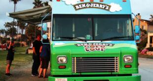 Ben e Jerry's:dal gelato in giro per l'Italia alle buone idee