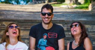 """Tziarua: """"le-nostre t-shirt raccontano Cagliari"""""""