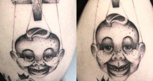 Tatuaggi di Ilaria Gorgoni