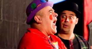 spettacolo clown teatro