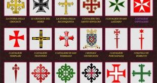 ordini monastici cavallereschi