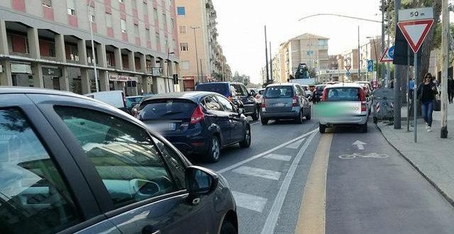 Cagliari pista ciclabile