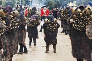 maschere tradizionali sarde