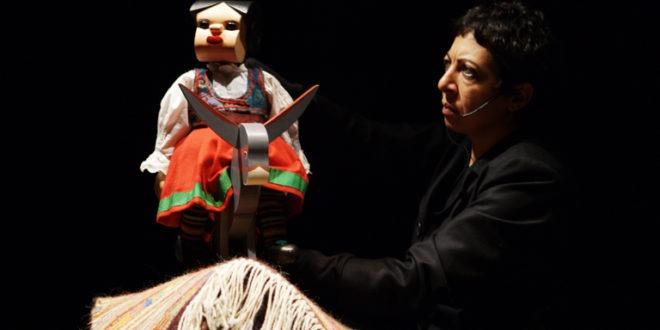 teatro donna burattino