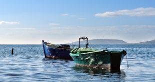 barche lagune marceddì