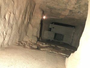 IMG 2798 E' polemica: chiusa la cripta di Sant'Efisio per il primo maggio