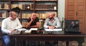 "IMG 20180621 115622 Intervista a Nicola Michele - ""Desaparecidos - Nunca màs"""