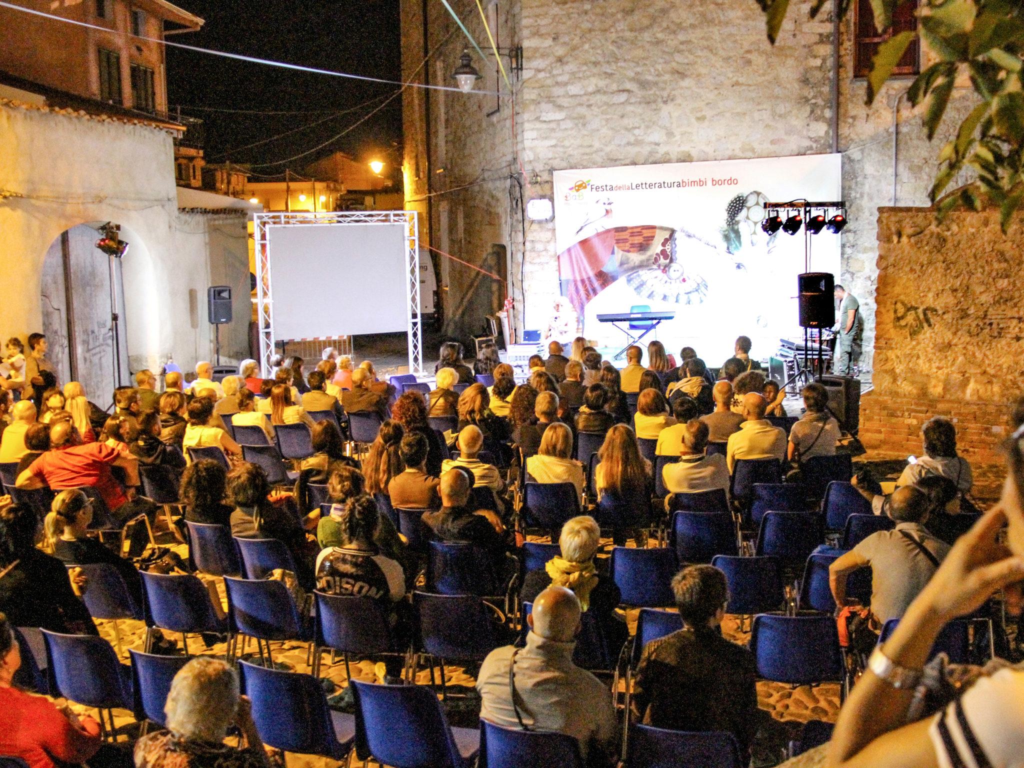 IMG 4775 A Guspini la VI edizione del Festival Bimbi a Bordo