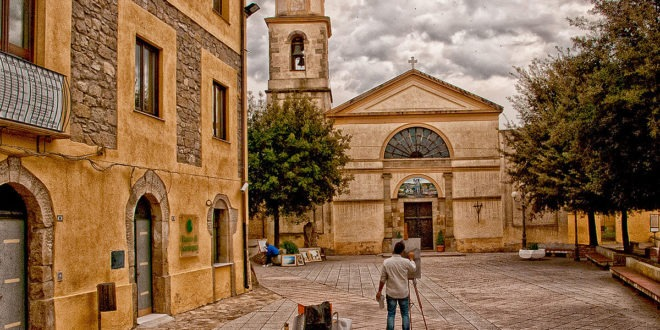 parrocchia di san sebastiano guamaggiore