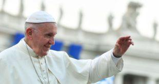 voltario da papa francesco