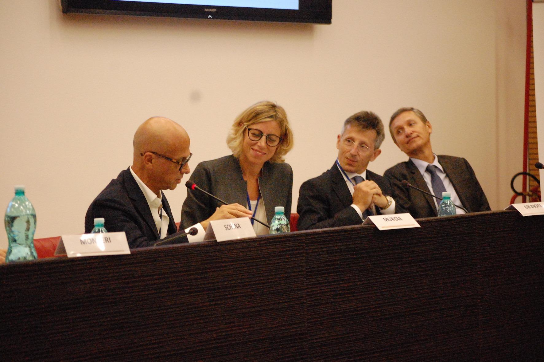 ADEIMF tavolo relatori Per la ripresa del Paese occorre rafforzare rapporto  banche e imprese