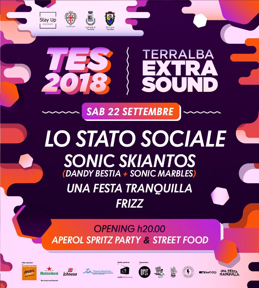TES 22 SET Lo Stato sociale a Terralba il 22 settembre