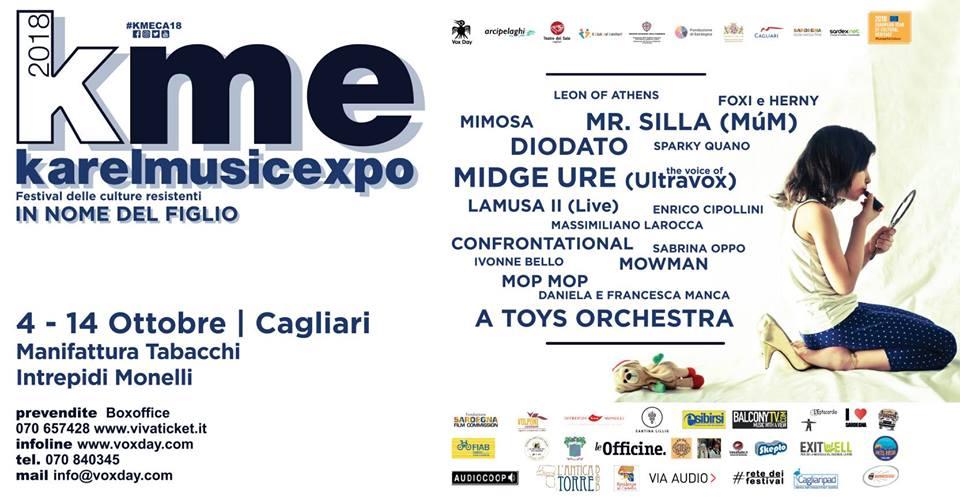 kme 094128304128 n Intervista a Davide Catinari, KarelMusicExpo 2018