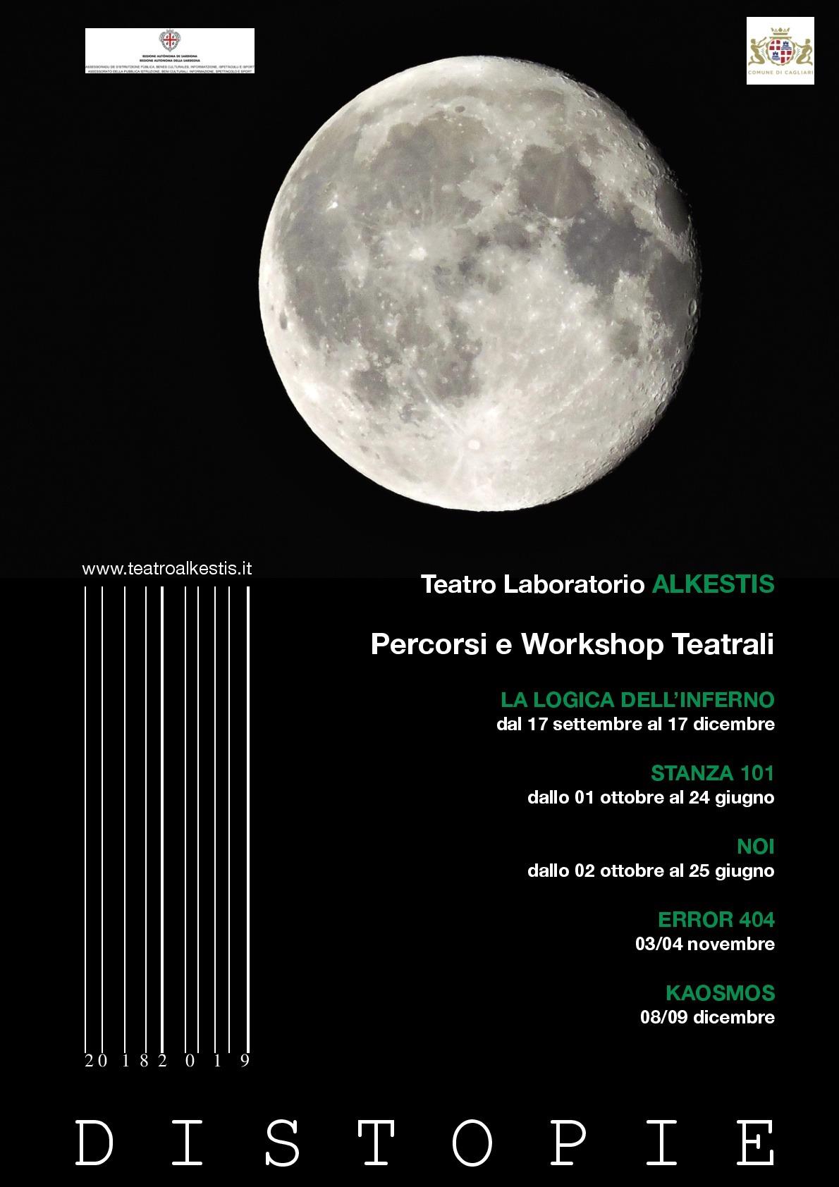 teatroalkestis distopie 1 DISTOPIE laboratori di propedeutica e formazione teatrale