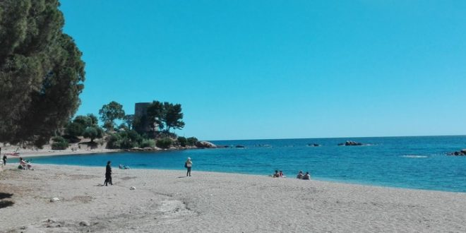 spiaggia navarrese
