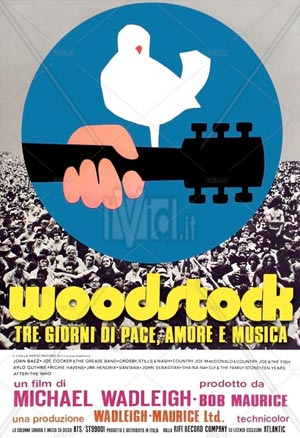 Woodstock Tre giorni di pace amore e musica Dal 1 al 4 novembre a Cagliari è Creuza de Mà