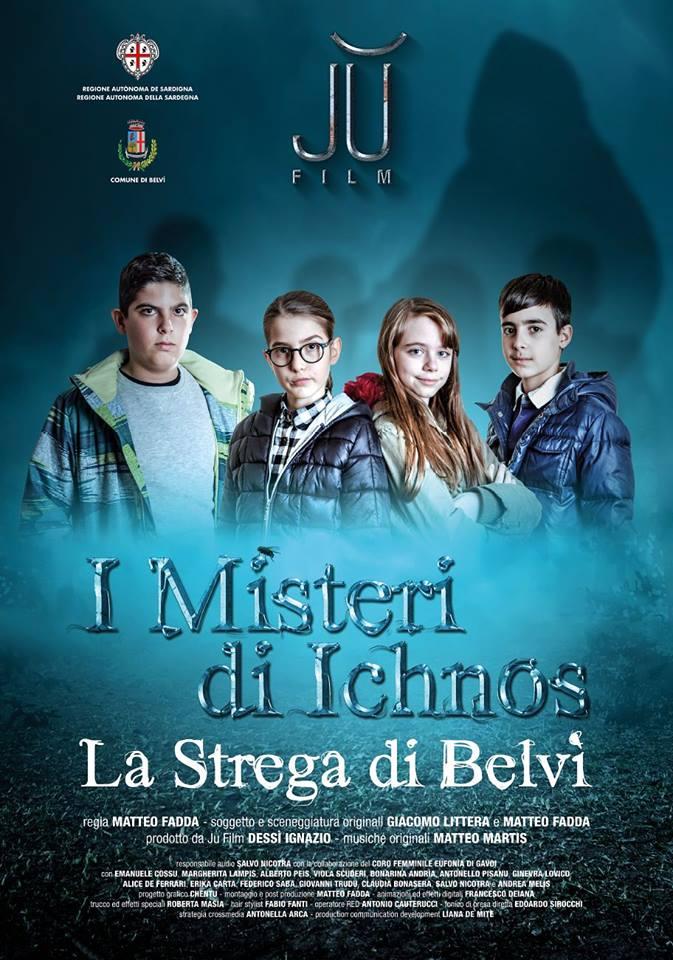 Locandina 2 La Strega di Belvì a Cagliari