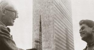 45 Bicr. Le Corbusier, lezioni di Modernismo al Museo di Orani