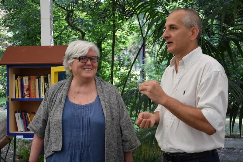 Bacchetta rettore 1 Fonni premia Gianluigi Bacchetta, docente di Botanica