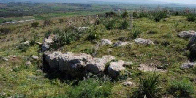 Nuraghe Monte Matta Murroni a Nuraminis Foto di Sardegna Beni Culturali Nasce l'itinerario Archeologico Nuraminis Villagreca