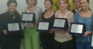 donne premiate 702x480 Premio Fèminas per le donne che contribuiscono a fare grande la Sardegna