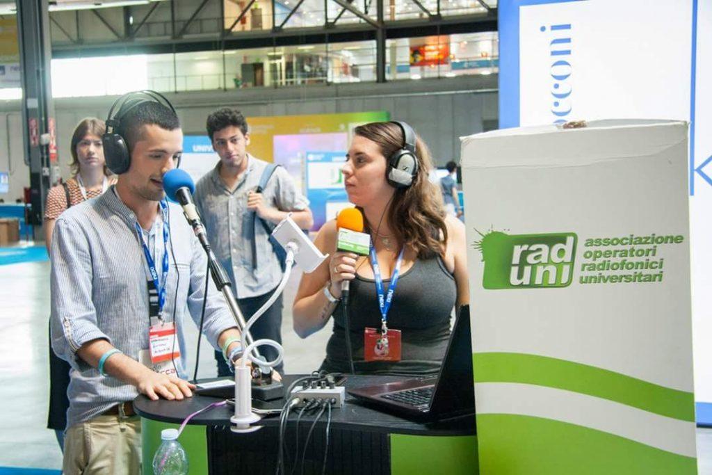 raduni1 1024x683 Le radio universitarie italiane e il network Raduni