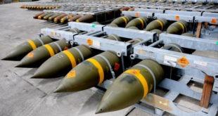 rwm bombe MK841 fb No all'ampliamento della RWM, appello al Comune di Iglesias