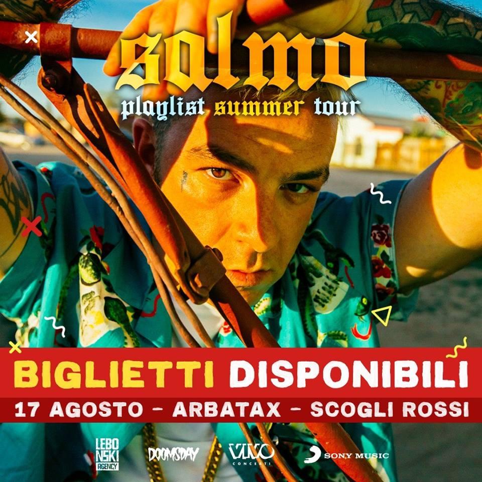 54518158 819542918383275 4394588907811897344 n Salmo al Red Valley Festival 2019, unica data in Sardegna