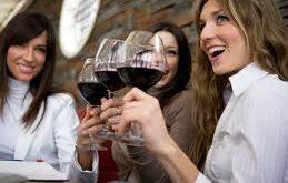 donne e vino