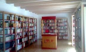 donazione biblioteca