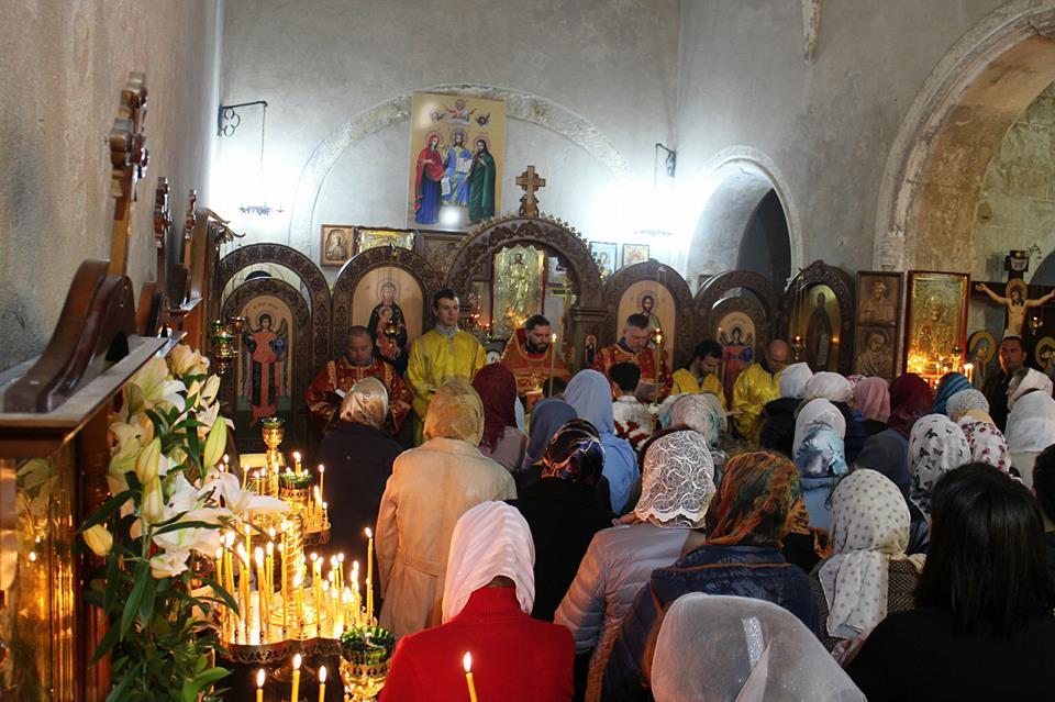 5 CAGLIARI PASQUA ORTODOSSA 2018 Celebrazione a Cagliari della Pasqua ortodossa