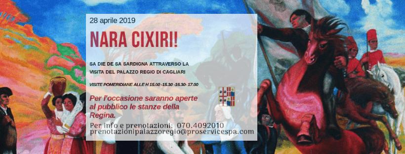 57453594 1813744918726091 264906122459086848 n Nara cixiri, visita guidata nel Palazzo Regio di Cagliari