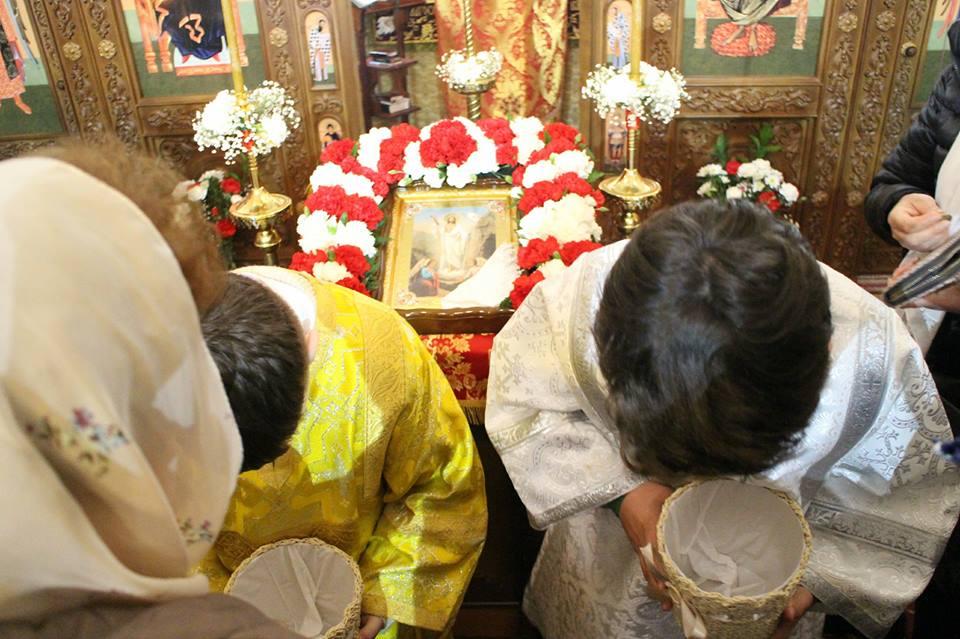 6 CAGLIARI PASQUA ORTODOSSA 2018 Celebrazione a Cagliari della Pasqua ortodossa