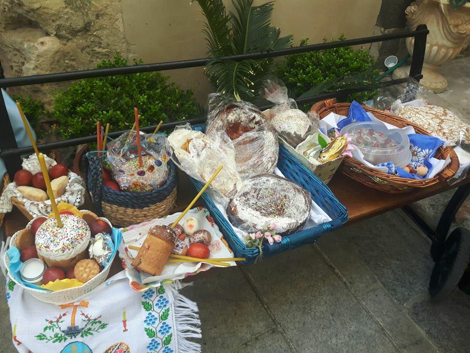 8 CAGLIARI PASQUA ORTODOSSA 2018 Celebrazione a Cagliari della Pasqua ortodossa