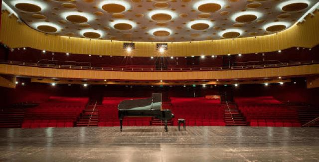 festival auditorium