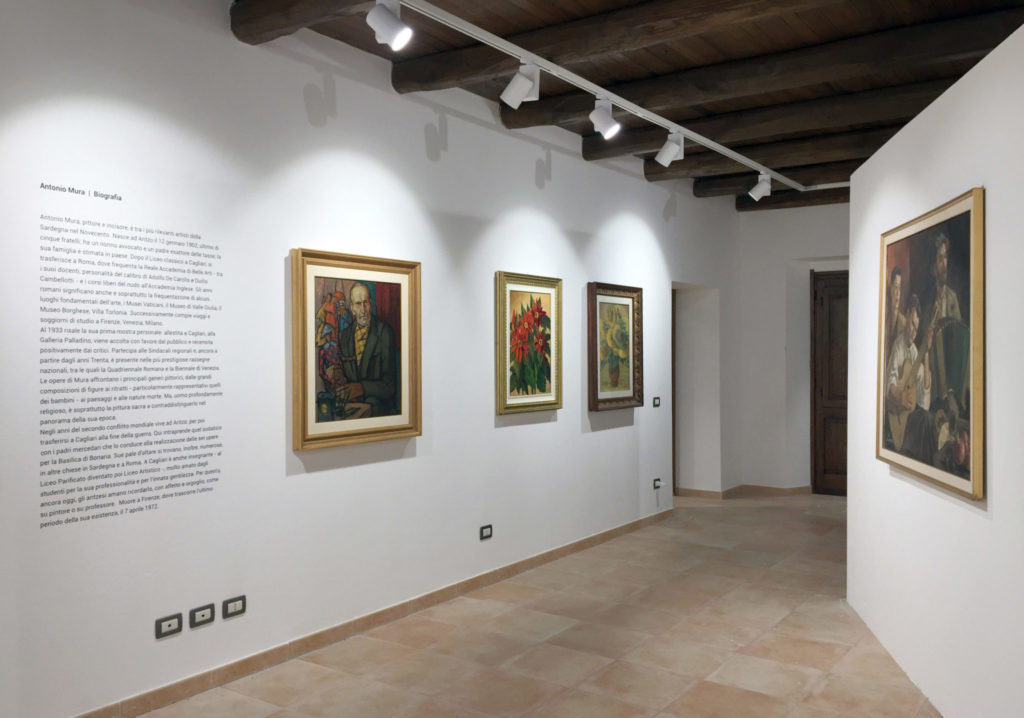 IMG 6606 Il 26 aprile viene inaugurato ad Aritzo il Museo Mura