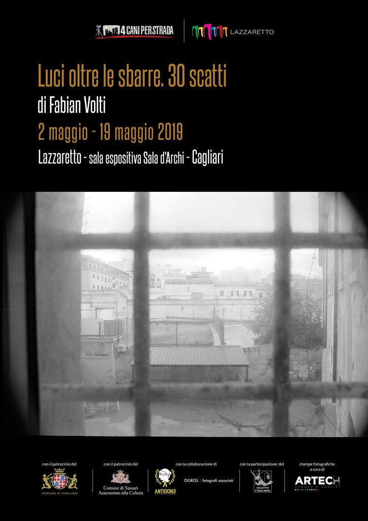 Low LocandinaCagliari Luci oltre le sbarre. 30 scatti: Fabian Volti a Cagliari
