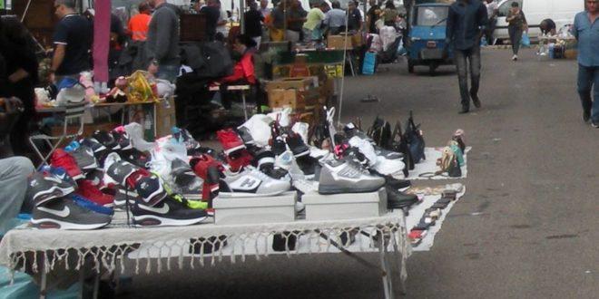 mercatini in piazza