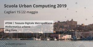 D4cYmRRX4AMJVfW Urban computing 2019 - parte la summer school