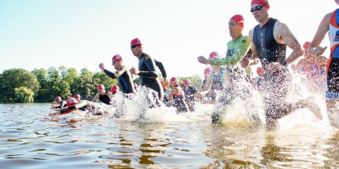 poetto triathlon